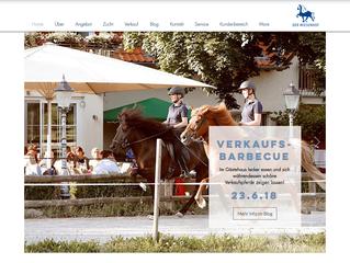 Unsere neue Seite ist online!