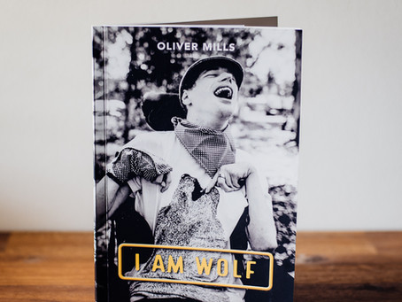 'I Am Wolf' book launch