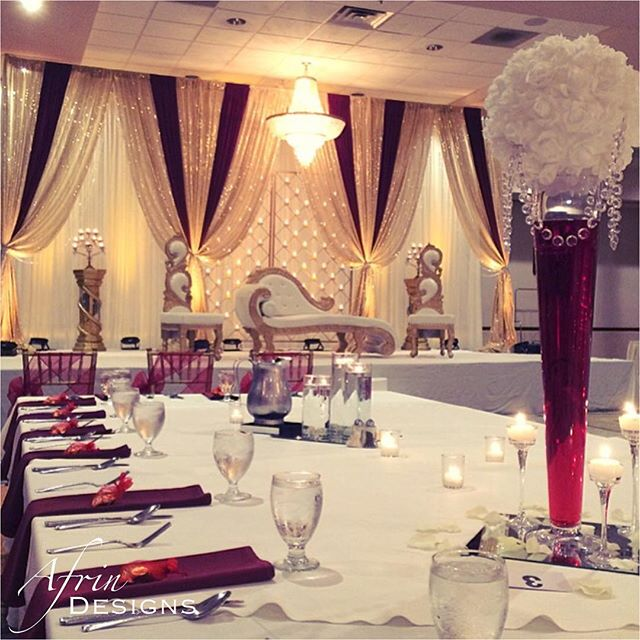 Beautiful wedding for my amazing clients! I love the burgundy with amber and golds, really gives it