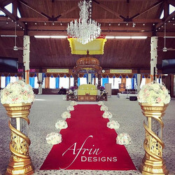 Our first Sikh Wedding ceremony, turned out absolutely beautiful! Thank you _lavisheventschicago for