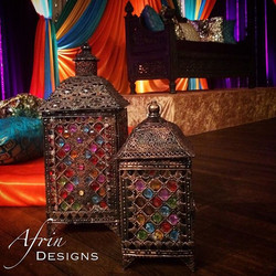 Sneak peak of last night's Mehndi event