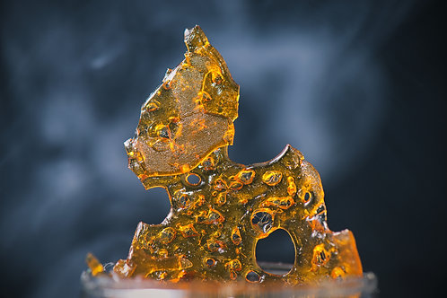 Quad Island Shatter Girl Scout Cookies