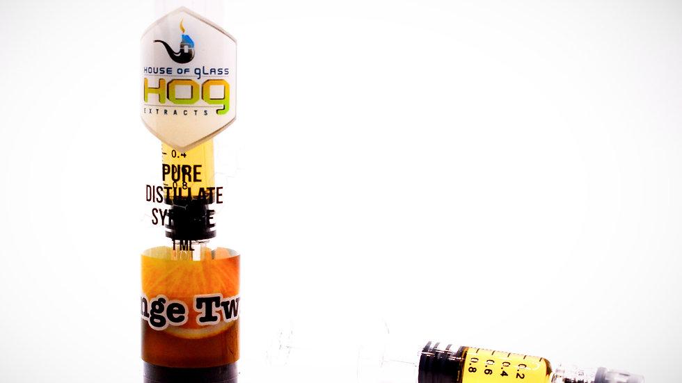 HOG Distillate (Orange Twist)*1g/$30 or 2g/$50 *mix&match