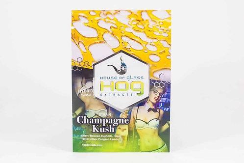 House of Glass Shatter - Champagne Kush
