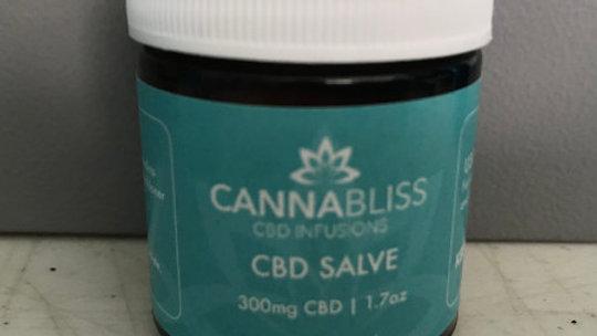 CannaBliss - CBD Salve 300mg