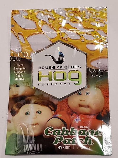 House of Glass Shatter - Cabbage Patch