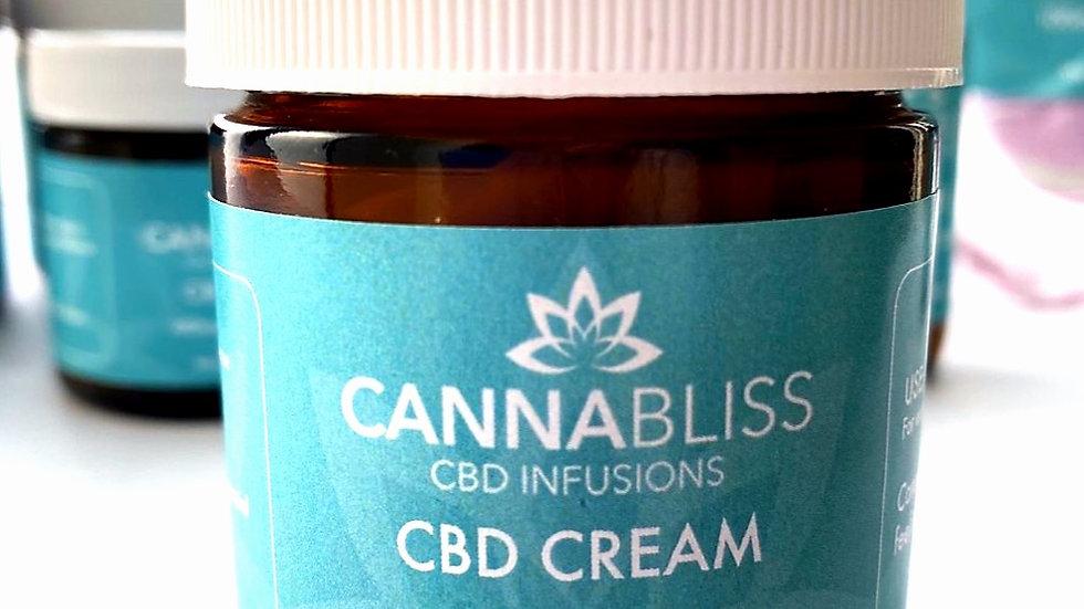 Cannabliss - CBD Cream - 600mg