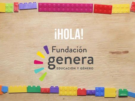 PEGA FUERTE explica qué es la identidad de género junto a Fundación Genera
