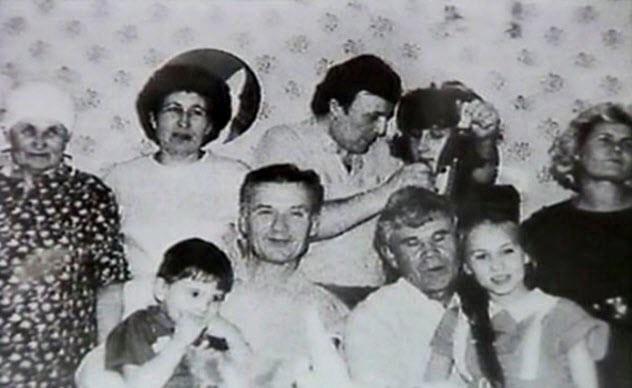 The Chikatilo Family