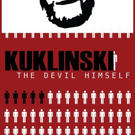 Kuklinski: The Devil Himself book out now