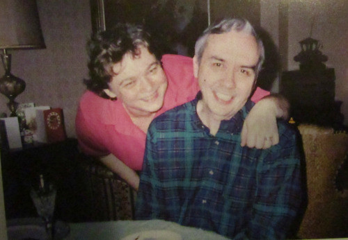 Marilyn and Kenneth Bernardo Christmas 1987