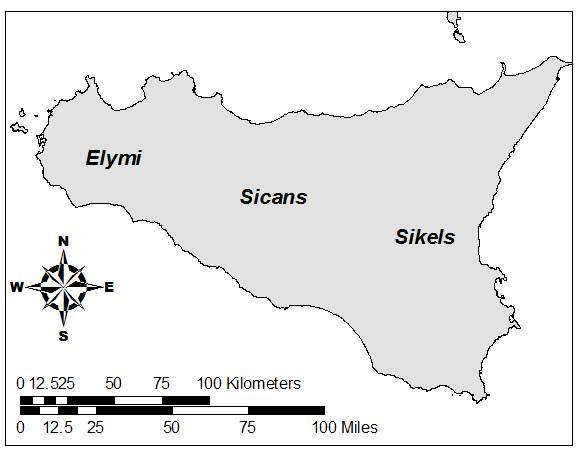 Indigenous Sicily