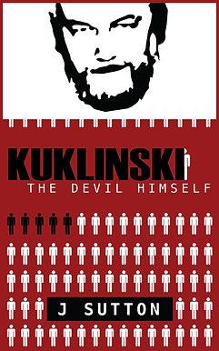 Kuklinski the devil himself cover art j.