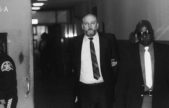 In court Richard Kuklinski