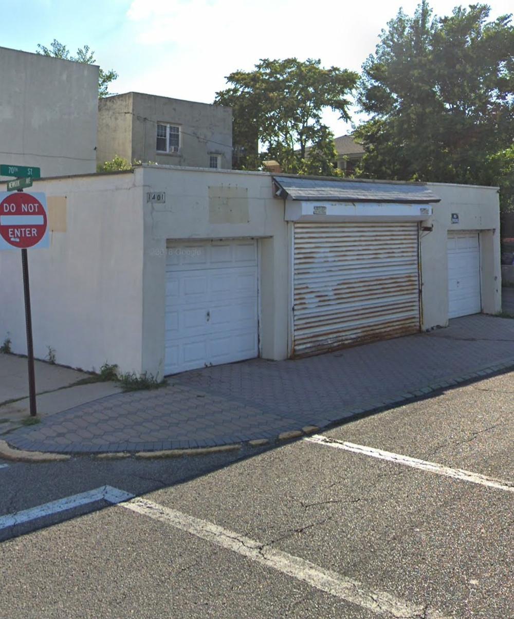 Corner of 70th st & Newkirk Avenue