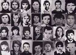 Some of Andrei Chikatilos victims