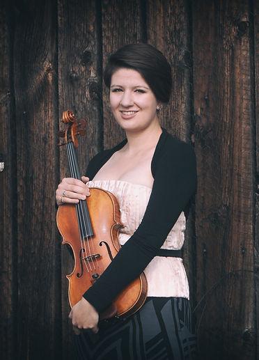 Bryony Gibson-Cornish Viola
