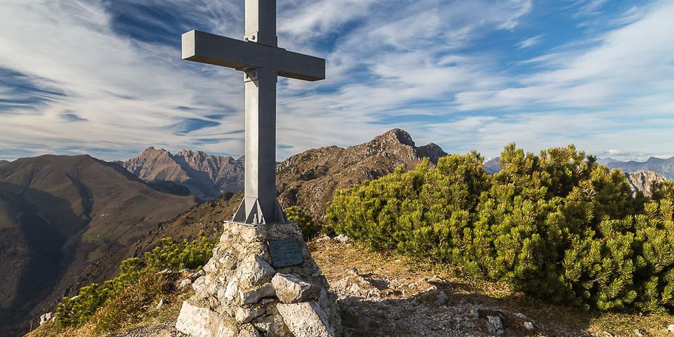 Escursione in Vetta al Monte Cancervo