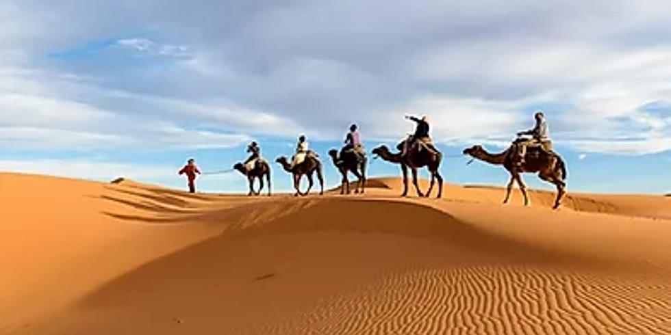 """Trekking """"La Valle dei Rif Marocco"""""""