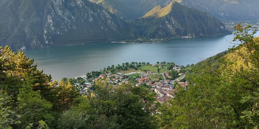 Escursione in Vetta a Cima Valcaelli - Lago d'Idro