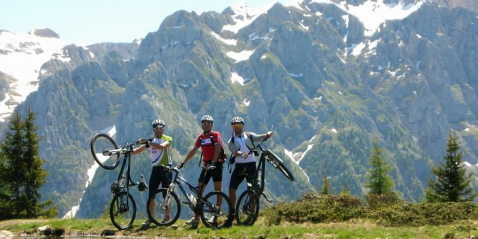 """Escursione in Mountain Bike / E-Bike """"Lago d'Iseo e periplo Monte Isola"""""""