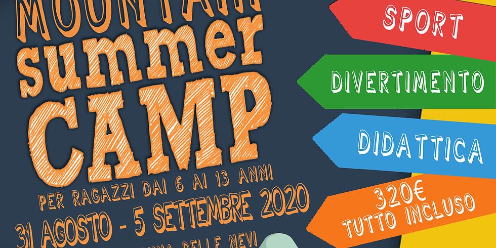 Mountain Summer Camp Settembre