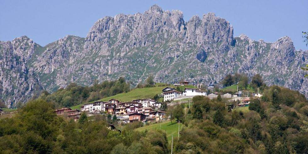 Escursione ad anello Chignolo d'Oneta