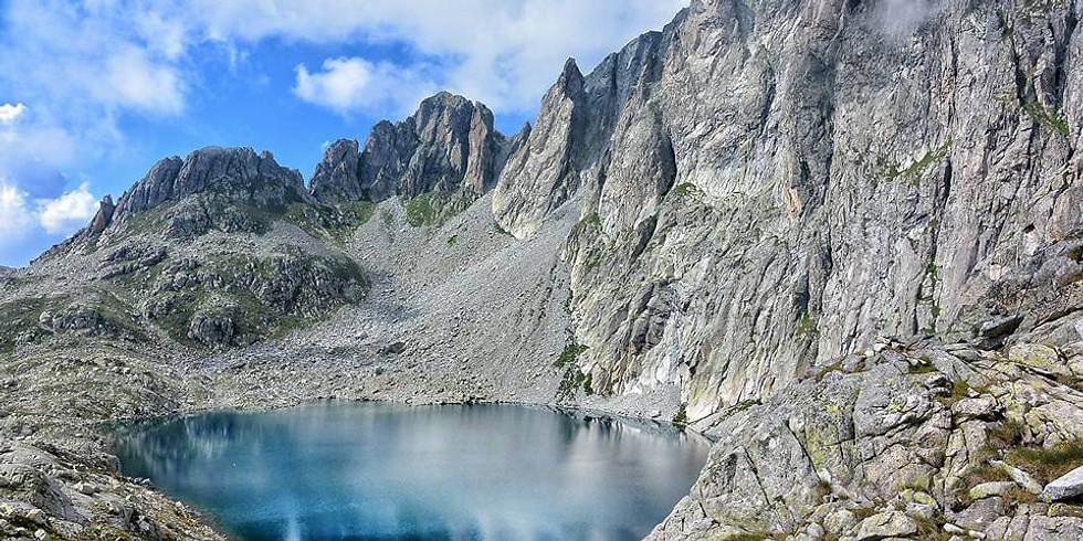 """Trekking """"Via del Granito Lagorai"""""""