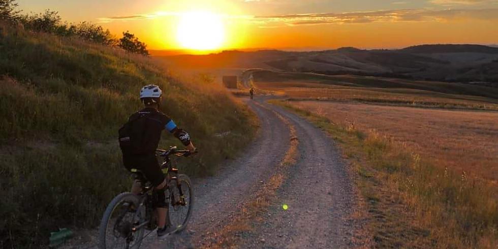 Bike Tour della Val d'Orcia - Toscana