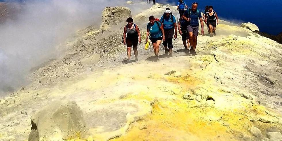 "Trekking ""Isole Eolie Sicilia"""