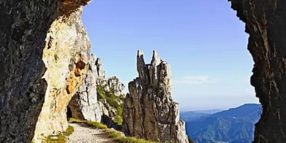 """Trekking """"Sui Sentieri della Grande Guerra""""  - La forra del lupo"""
