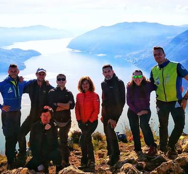 Escursioni Vista Lago Vetta Conquista