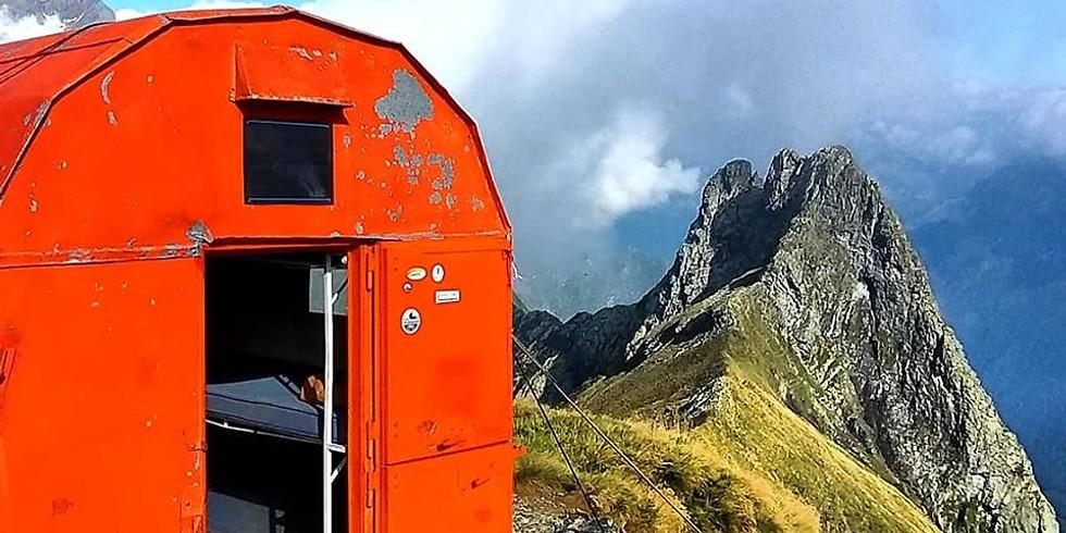 """Trekking """"Giro delle Orobie"""""""
