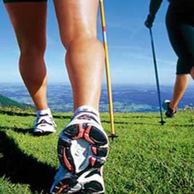 Uscite - Allenamento di Nordic Walking