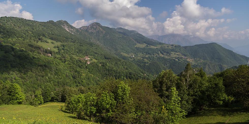 Escursione in Vetta al Monte Cerro e Monte Zucco