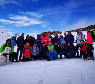 Escursioni Gruppo Risate Compagnia Neve.