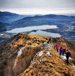 Escursione Gruppo Giovani Risate Vetta C