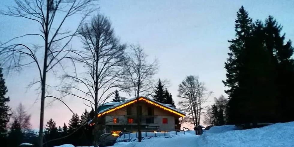 Mountain Winter Camp