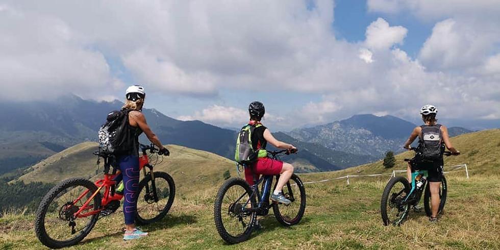 """Escursione in E-Bike """"Rifugio Longo e Lago del Diavolo"""""""