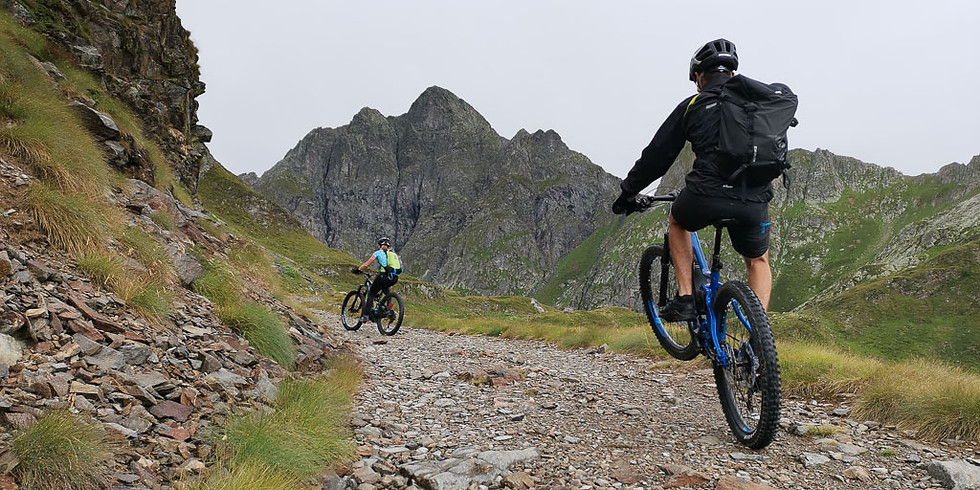 """Escursione in Mountain Bike - E-Bike """"In Vetta alle Torcole - Piazzatorre"""""""