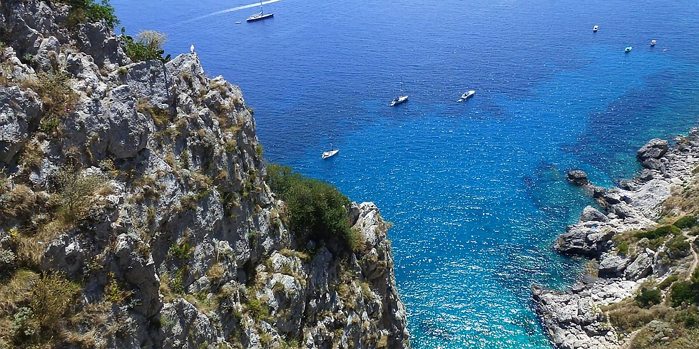 "Weekend in Liguria ""Tra Mare e Montagna"""