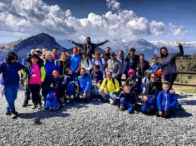 Escursioni Gruppo Risate Stare Insieme.j