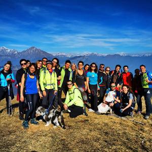Escursioni di Gruppo Conquista Vetta