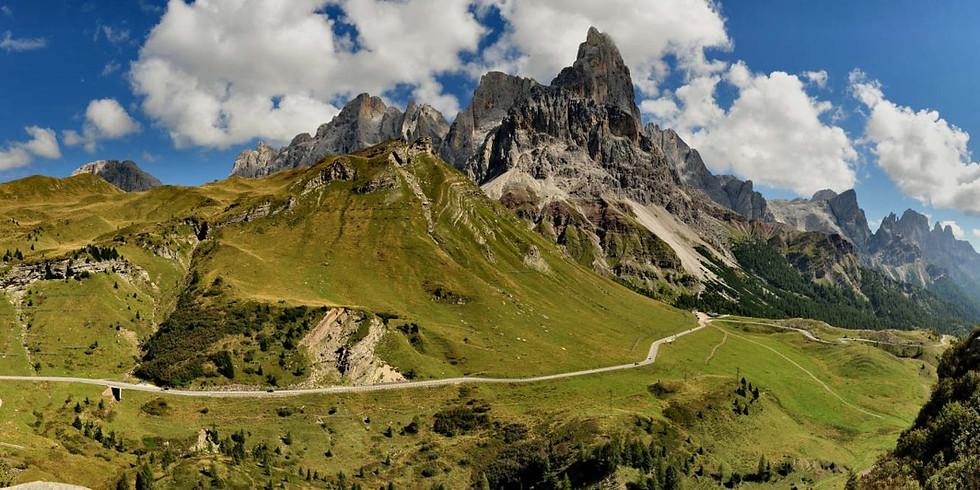 """Trekking sulle Dolomiti - """"Pale di San Martino"""""""