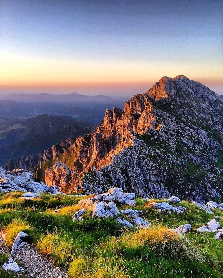 Alba in alben Escursione Notturna e Vett