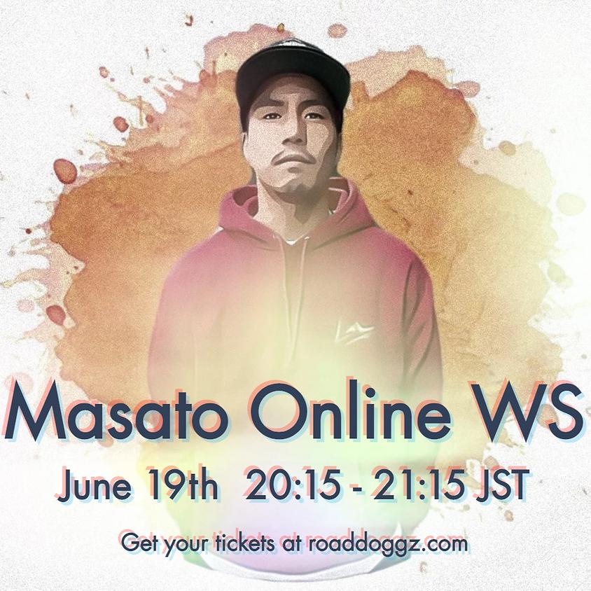 Masato Online WS 6/19