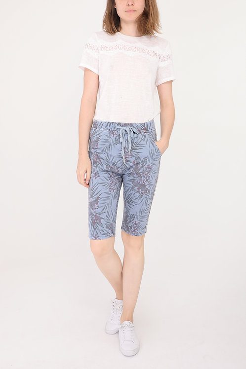 PRINTED PANTS - PANTACOURT IMPRIMÉ