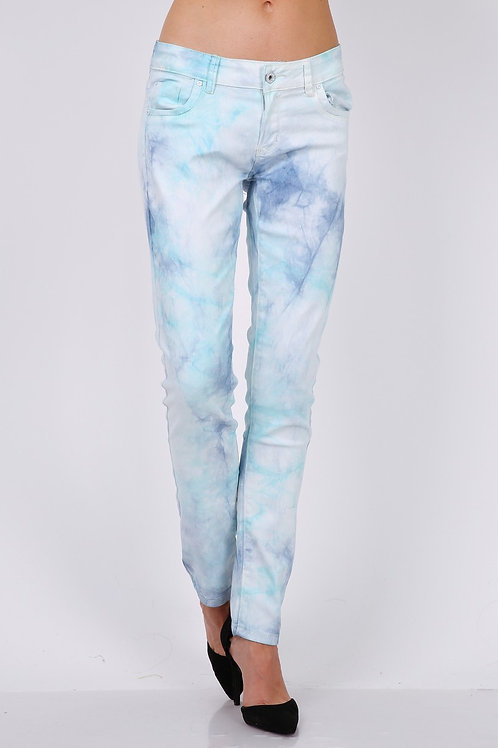 TIE AND DYE TROUSERS - PANTALON TIE AND DYE