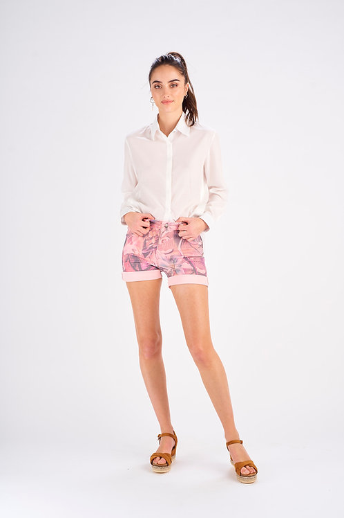 REVERSIBLE SHORT 2 in 1 - SHORT RÉVERSIBLE 2 en 1