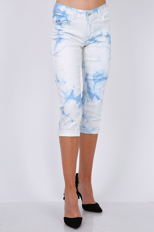 PANTS TIE AND DYE - PANTACOURT TIE AND DYE